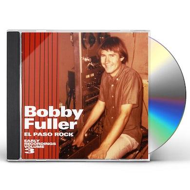 Bobby Fuller EL PASO ROCK 3 CD