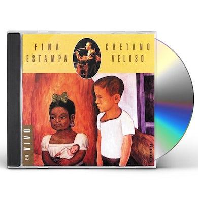 Caetano Veloso DIVINA ESTAMPA CD