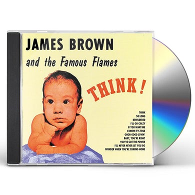 James Brown THINK CD