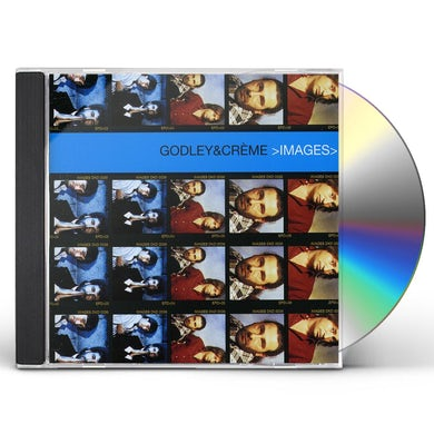 GODLEY & CREME IMAGES CD