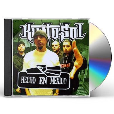 Kinto Sol HECHO EN MEXICO CD