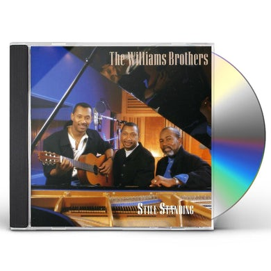 Williams Brothers STILL STANDING CD