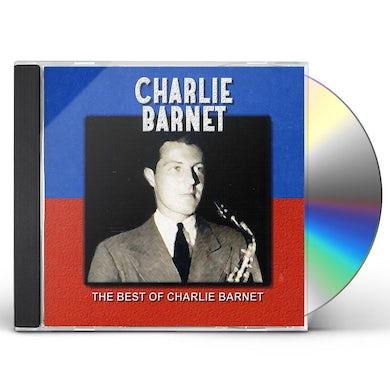 BEST OF CHARLIE BARNET CD