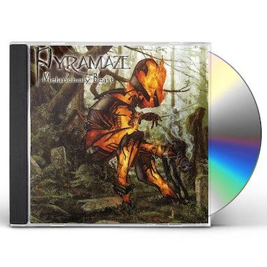 Pyramaze MELANCHOLY BEAST CD