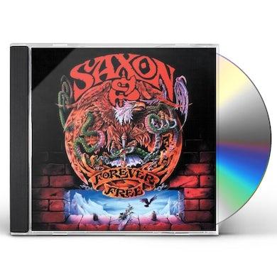 Saxon FOREVER FREE CD