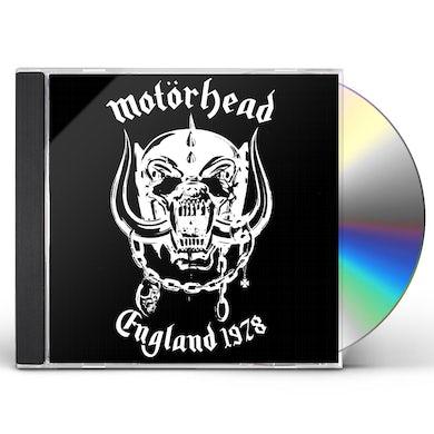 Motorhead ENGLAND 1978 CD