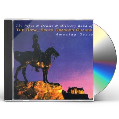 Royal Scots Dragoon Guards VERY BEST OF CD