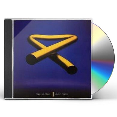 Mike Oldfield TUBULAR BELLS II CD