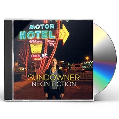 Sundowner NEON FICTION CD