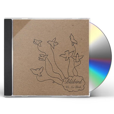 Blubird WE ARE BIRDS CD