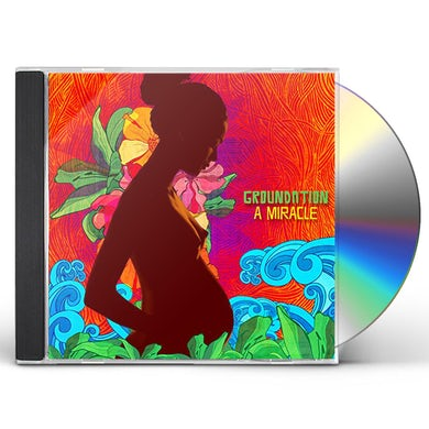 Groundation MIRACLE CD