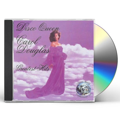 DISCO QUEEN: GREATEST HITS CD