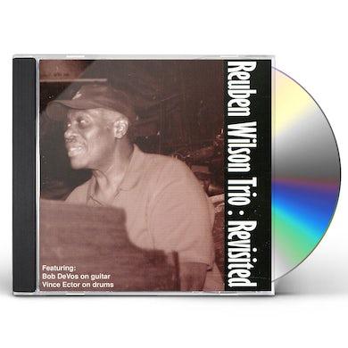 Reuben Wilson REVISITED CD