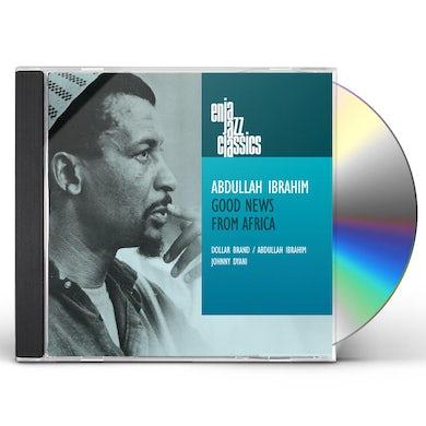 Abdullah Ibrahim GOOD NEWS FROM AFRICA CD