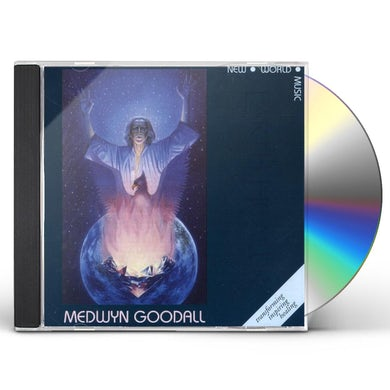 Medwyn Goodall EARTH HEALER CD