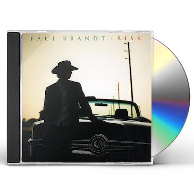 Paul Brandt RISK CD