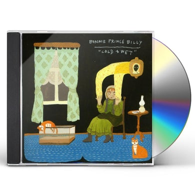 Bonnie Prince Billy COLD & WET CD