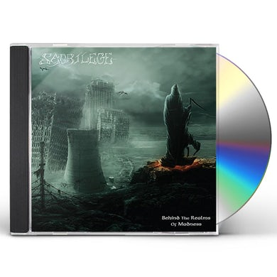 Sacrilege BEHIND THE REALMS OF MADNESS CD