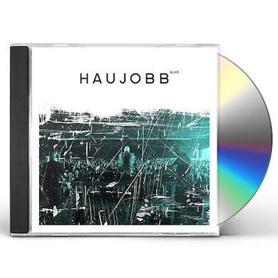 Haujobb ALIVE CD