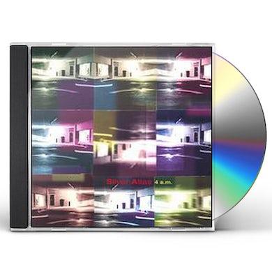 Silver Atlas 4 A.M. CD