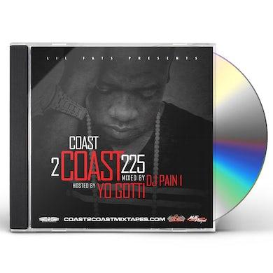 Yo Gotti COAST 2 COAST 225 CD