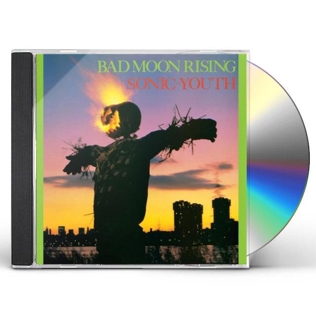 Sonic Youth BAD MOON RISING CD