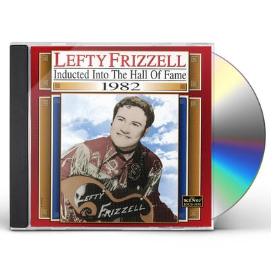 Lefty Frizzell COUNTRY MUSIC HALL OF FAME 1982 CD