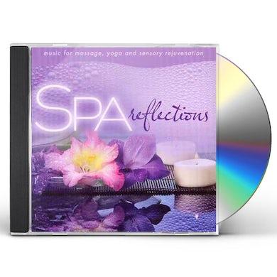 David Arkenstone SPA: REFLECTIONS MUSIC FOR MASSAGE CD