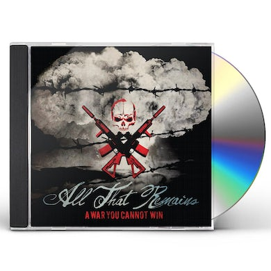 All That Remains WAR YOU CANNOT WIN CD