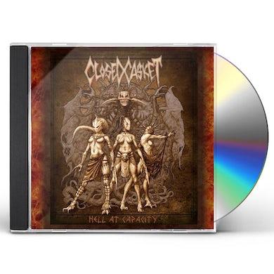 Closed Casket HELL AT CAPACITY CD