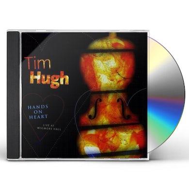 Hugh HANDS ON HEART CD