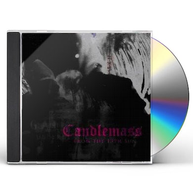 Candlemass FROM THE 13TH SON CD