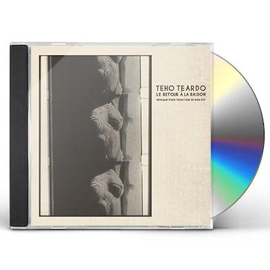Teho Teardo LE RETOUR A LA RAISON CD