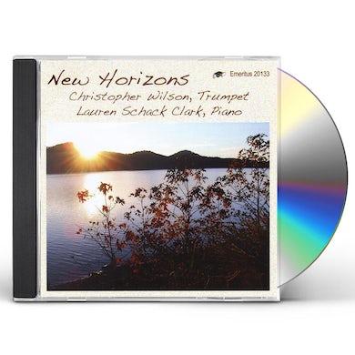Christopher Wilson NEW HORIZONS CD