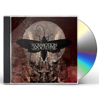 Slowmotion Apocalypse MOTHRA CD