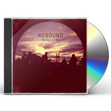 Nosound TEIDE 2390: MEDIA BOOK CD