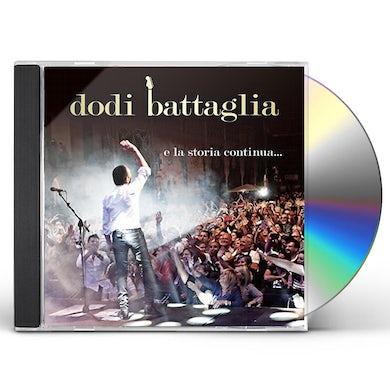 Dodi Battaglia E LA STORIA CONTINUA CD