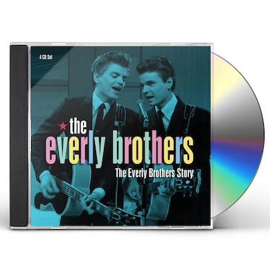 The Everly Brothers STORY CD