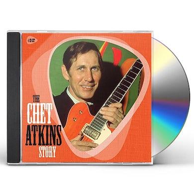 CHET ATKINS STORY CD