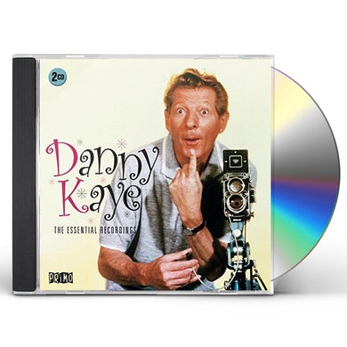 Danny Kaye ESSENTIAL RECORDINGS CD