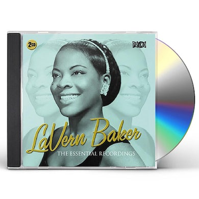 Lavern Baker ESSENTIAL RECORDINGS CD