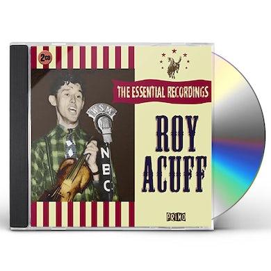 Roy Acuff ESSENTIAL RECORDINGS CD