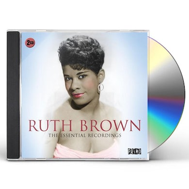 Ruth Brown ESSENTIAL RECORDINGS CD