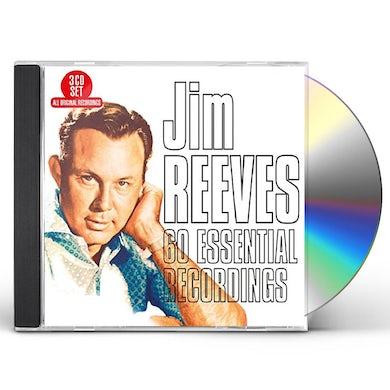 Jim Reeves 60 ESSENTIAL RECORDINGS CD