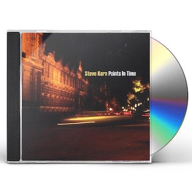 Steve Korn POINTS IN TIME CD