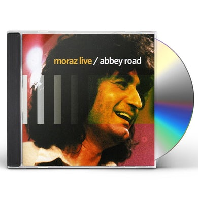 Patrick Moraz LIVE AT ABBEY ROAD CD