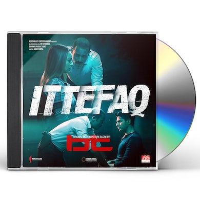 BT ITTEFAQ (OFFICIAL ORCHESTRAL SCORE ALBUM) CD