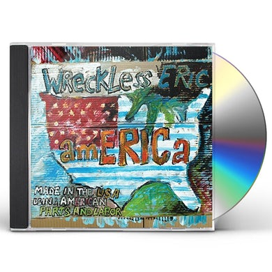 Wreckless Eric AMERICA CD