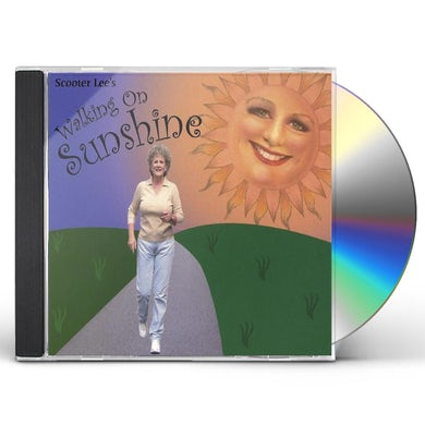 Scooter Lee WALKING ON SUNSHINE CD