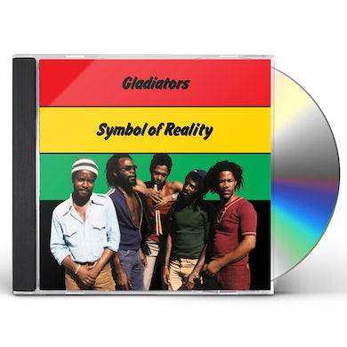 Gladiators SYMBOL OF REALITY CD